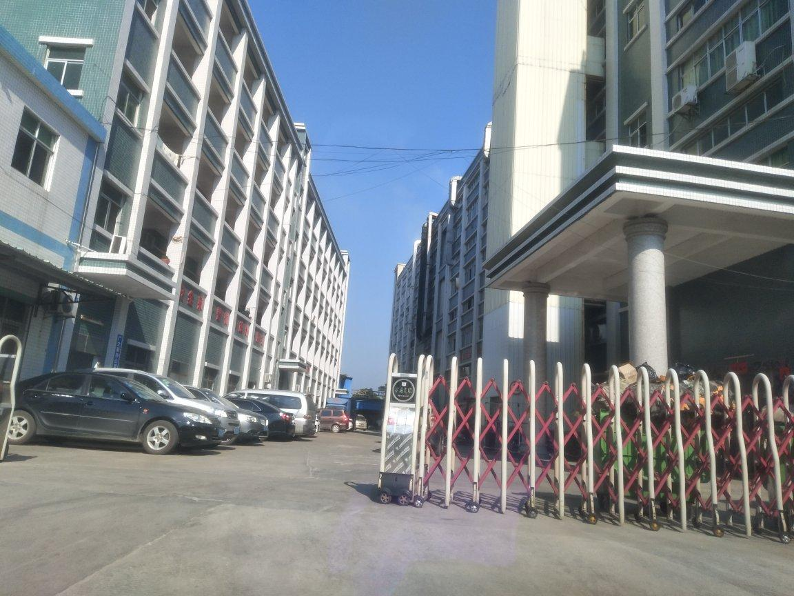 博罗县国有双证厂房出售16433平米