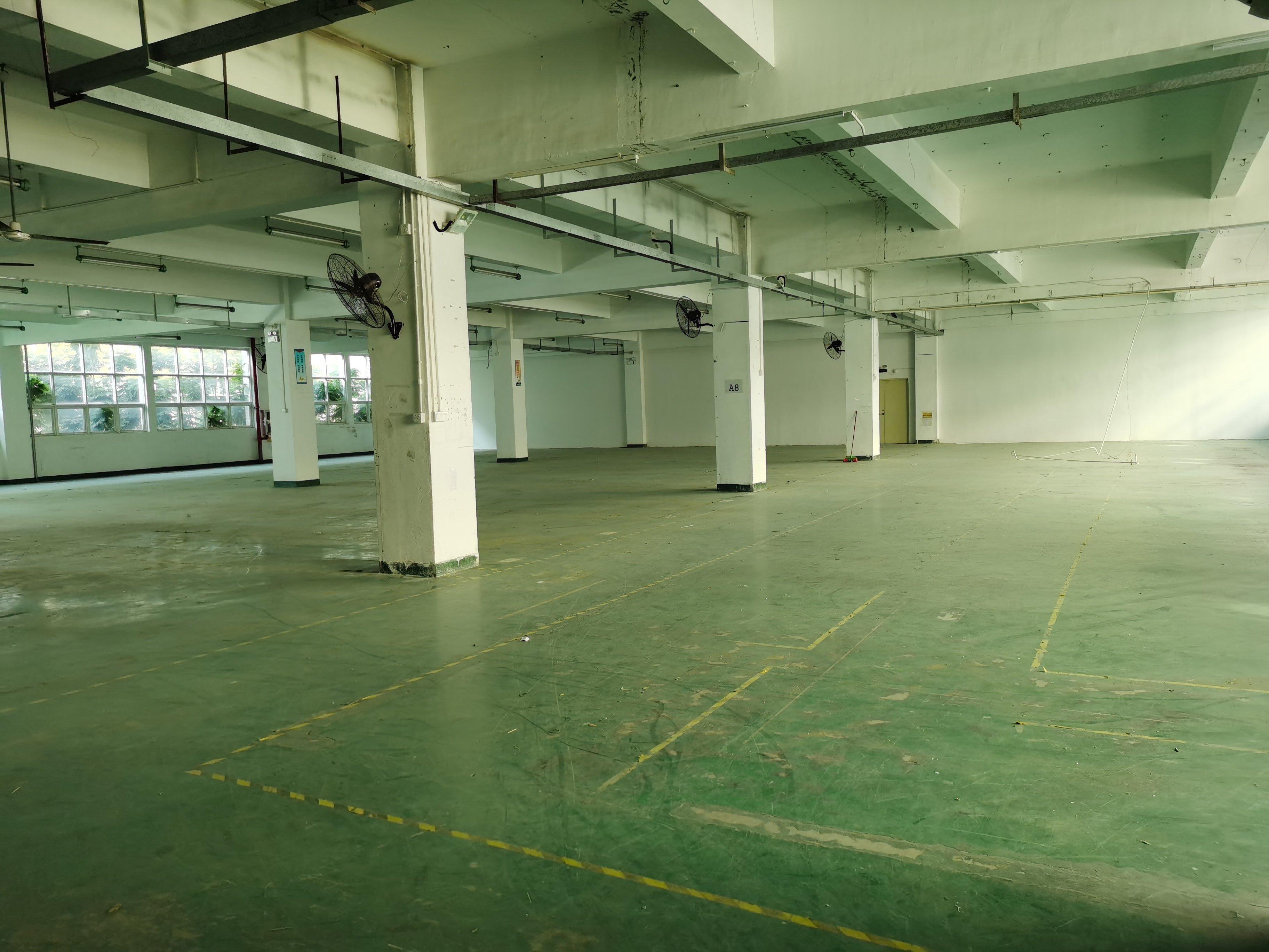 沙井西环路边上900平方精装修厂房招租,带办公室。-图6