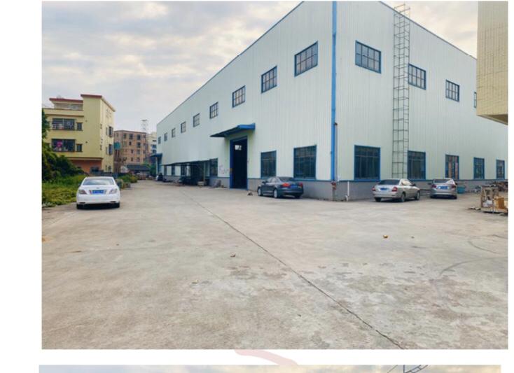 仲恺高新区占地6500m²建筑5000m²集体证厂房