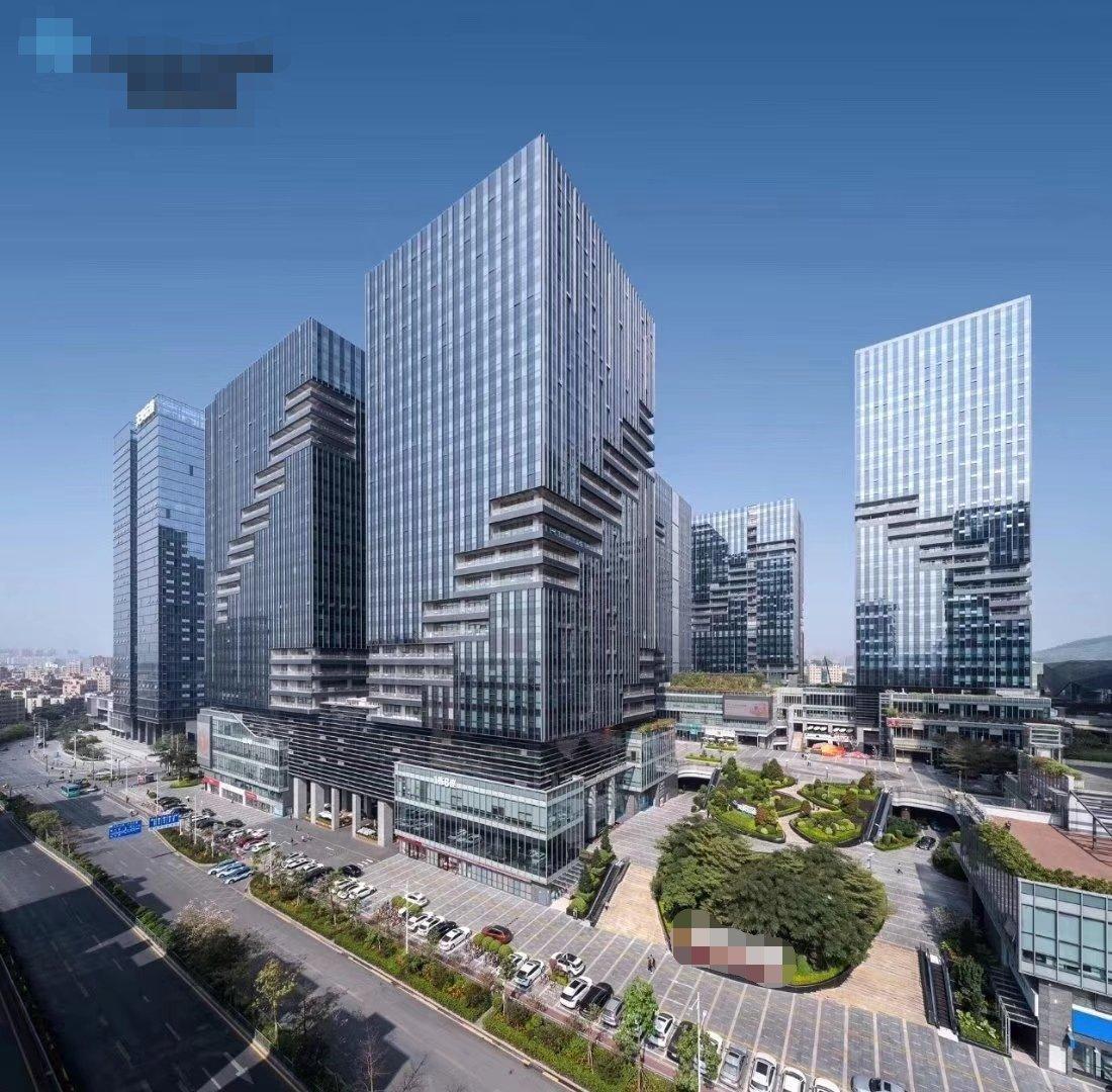 坂田原开发商直售500平起售层高六米独立红本产权