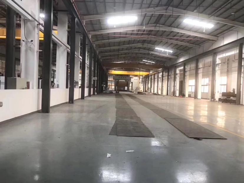 塘厦新出标准物流仓库9米高,带平台,空地超大