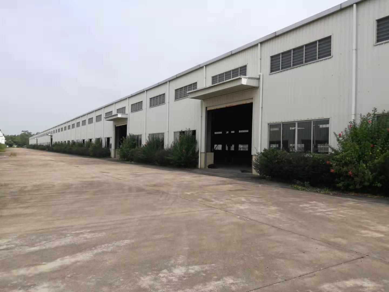 9米层高国有证重工厂房出售