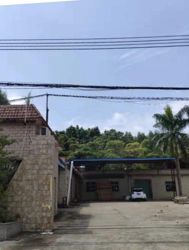 惠东县梁化镇占地21110m²国有证厂房出售