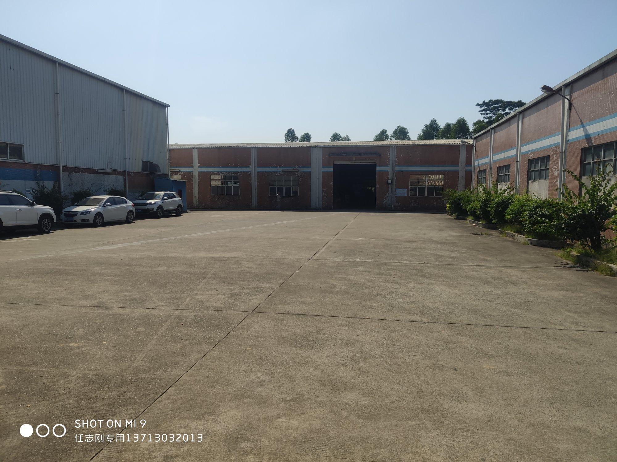 惠州市惠城区原房东钢构厂房3500平米出租