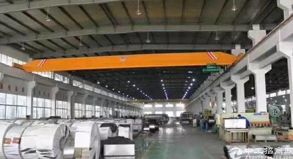 顺德区容桂镇工业区证件齐全3500平方,带现成行车水电!