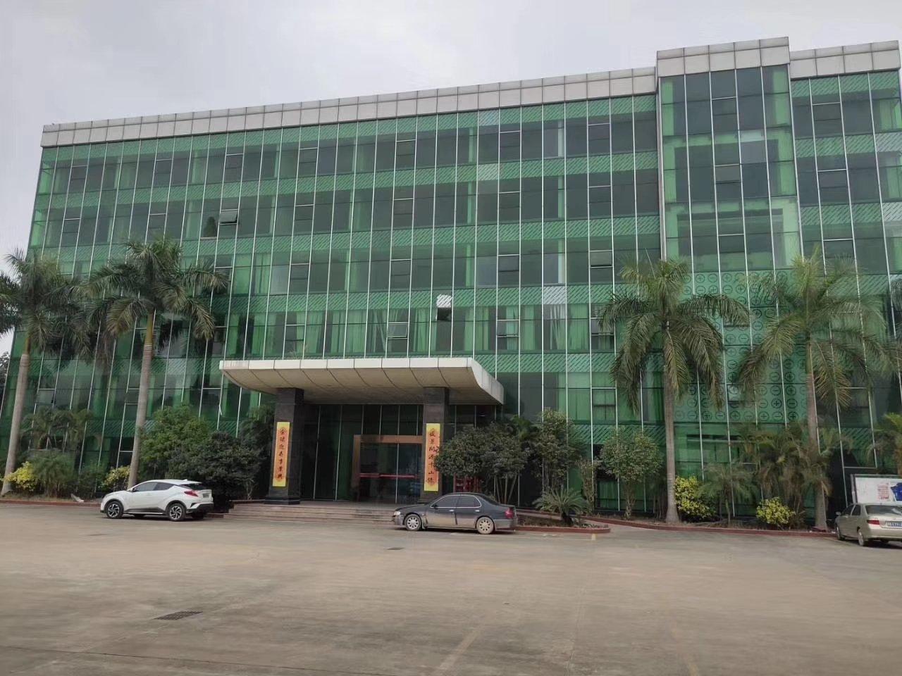 惠阳沙田原房东独院标准厂房20250平方现成花园式办公室