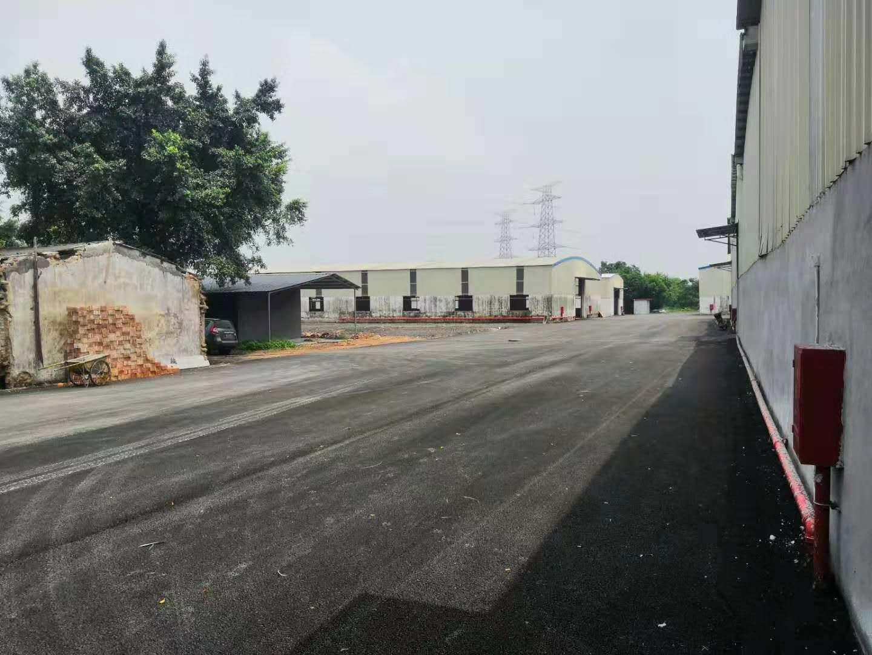 原房东带红本厂房仓库30000平滴水12米大小可分也可包租