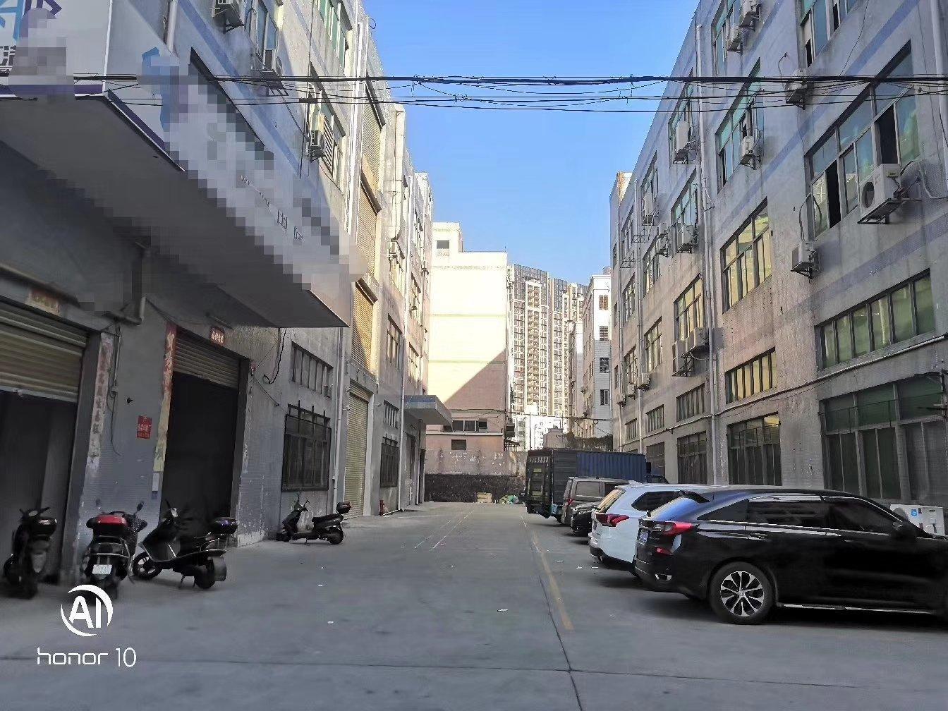 福永兴围机场物流中心一楼1400平米带装修物流仓库可分租