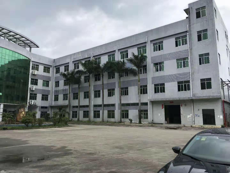 龙岗原房东厂房出租6000平米可以分租仓库出租