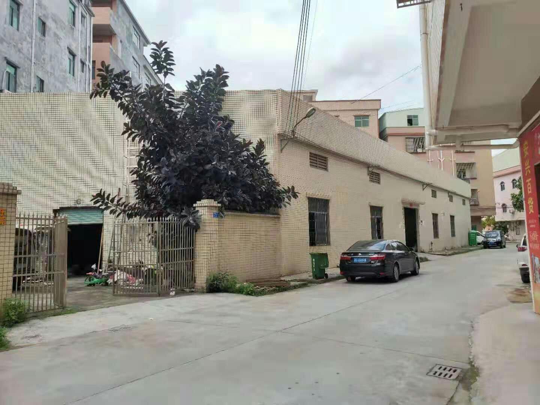 横沥镇工业区附近,新竹园房东当一城独院厂房招租