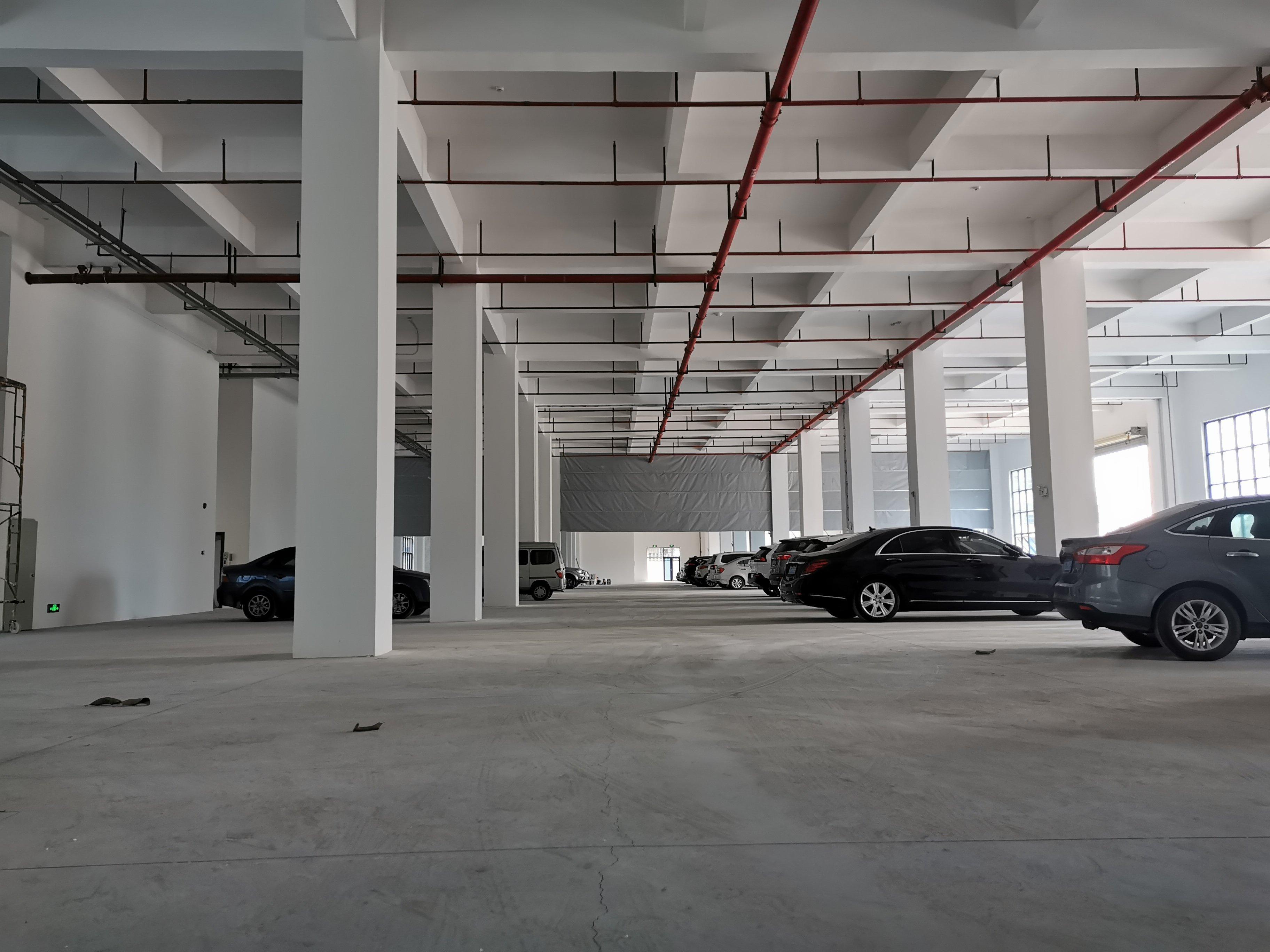东坑镇一楼4188平方全新厂房7米高带牛角工业用地可办环评