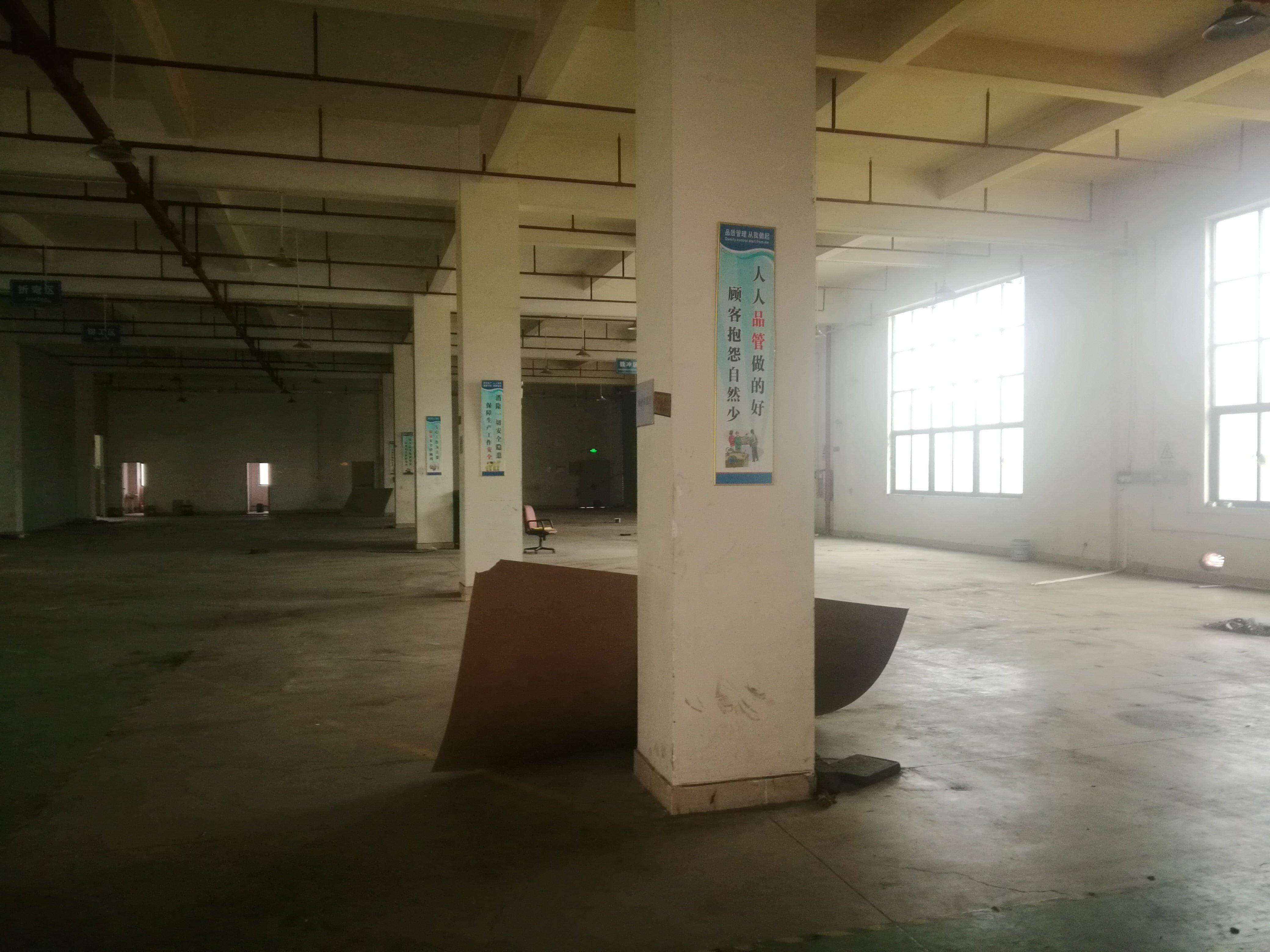 惠阳沙田原房东红本独院独栋标准厂房60005平米招租-图4