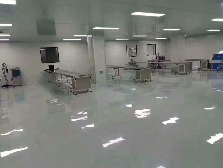 深惠高新科技园1300平方医用千级无尘车间-图3