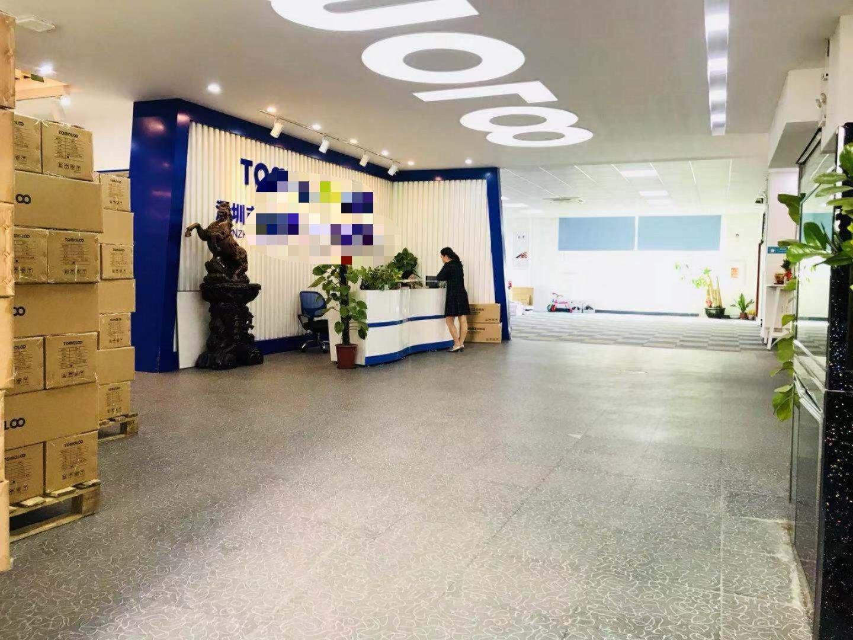 福永镇楼上高新产业园!楼上精装修1500平米出租-图7
