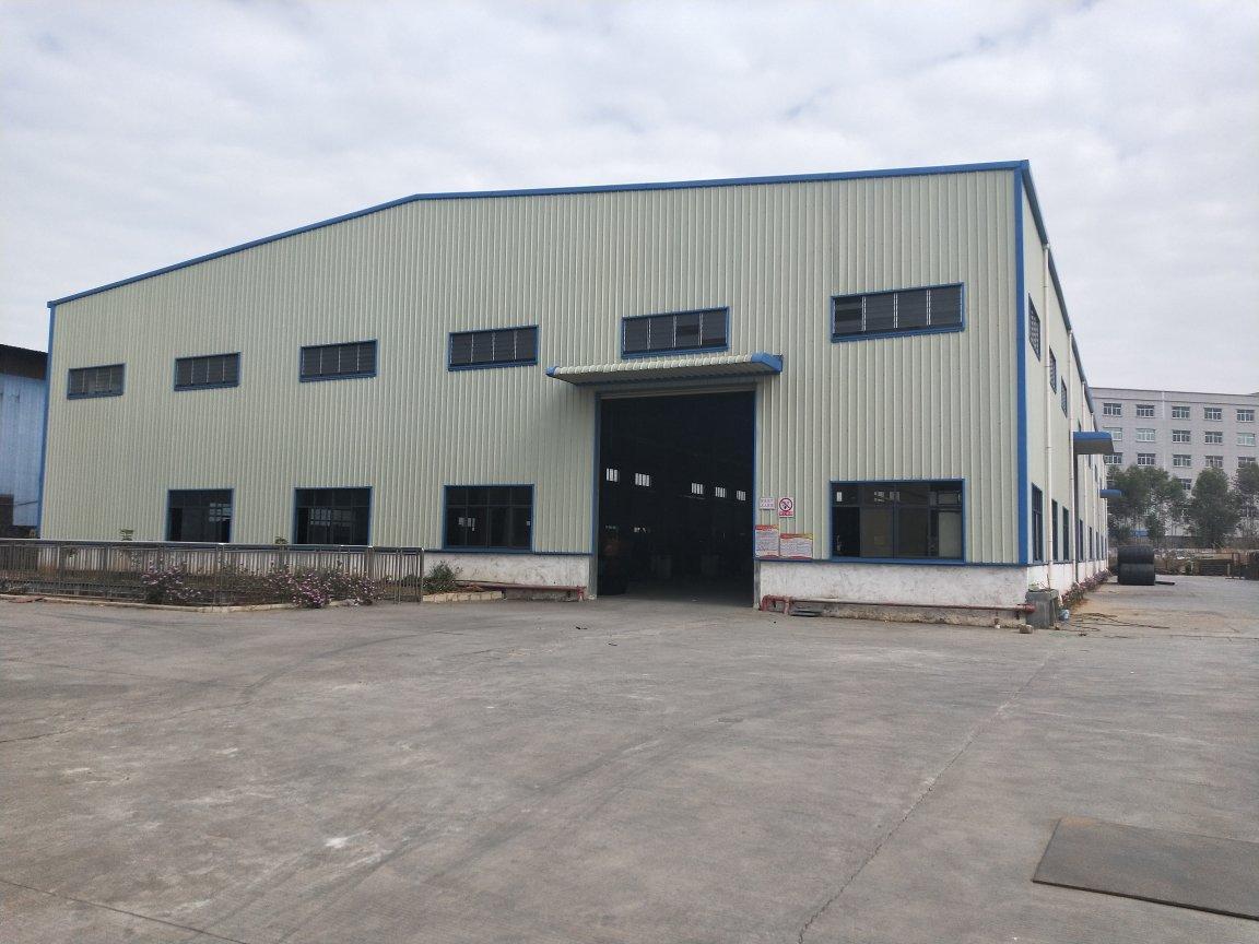 博罗县福田镇5001平方厂房出售。