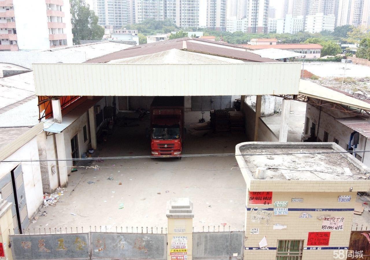 原房东独院钢结构仓库厂房1250平