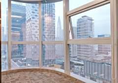 中铁总部大厦看海景高端大气有档次格局方正特价出租