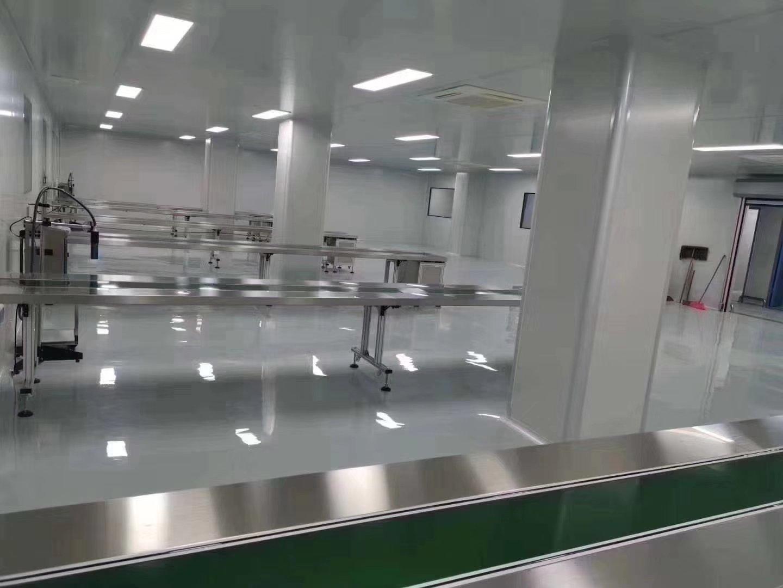 石碣镇新出原房东可做仓库医疗口罩无尘车间1500平方出租