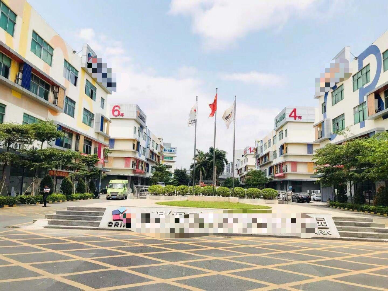 福永镇楼上高新产业园!楼上精装修1500平米出租-图3