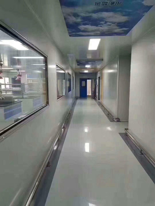 深惠高新科技园1300平方医用千级无尘车间-图2