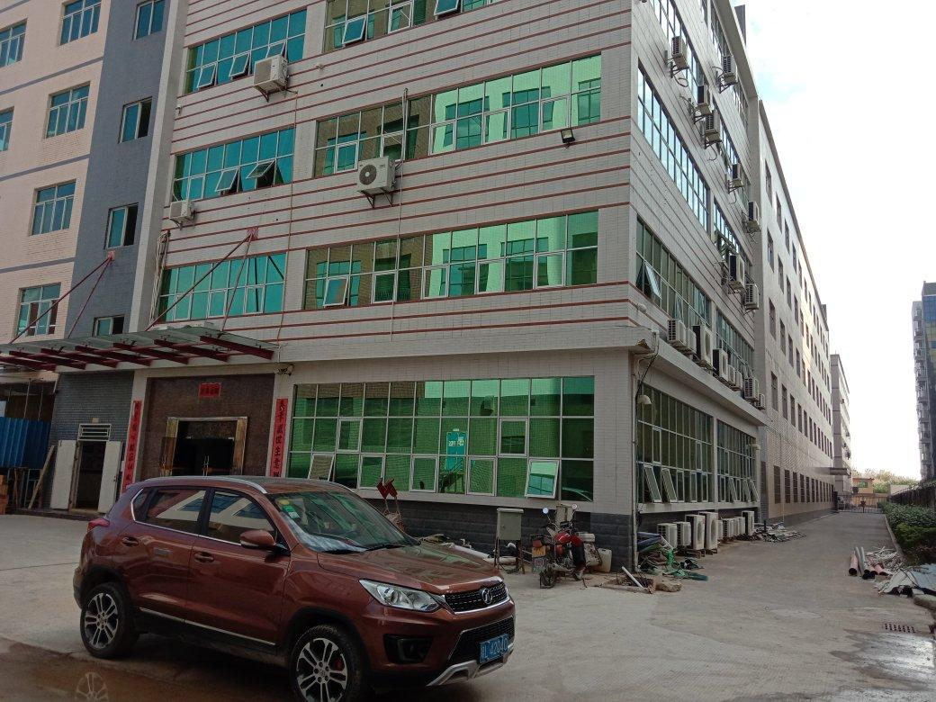 镇隆万里工业区独栋6000平方标准厂房出租