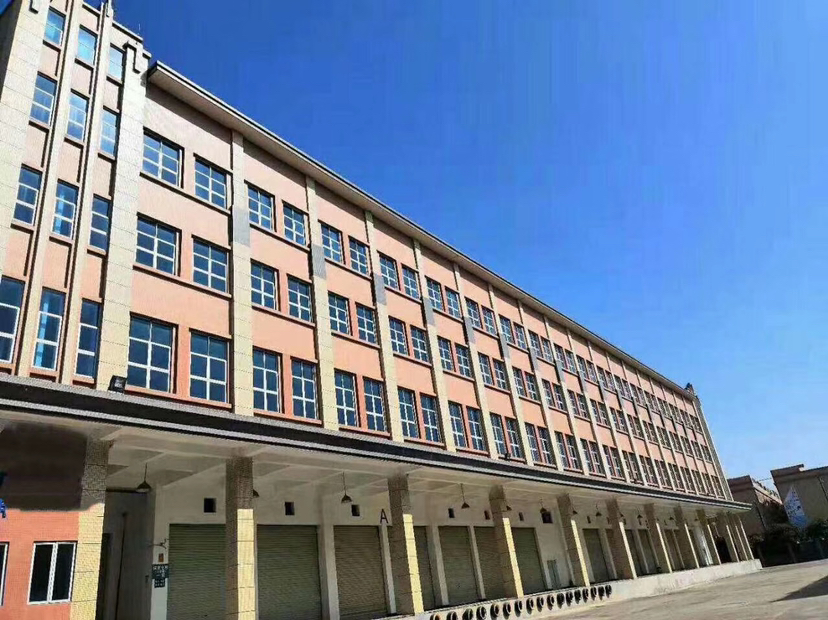 东莞全新国有证标准厂房