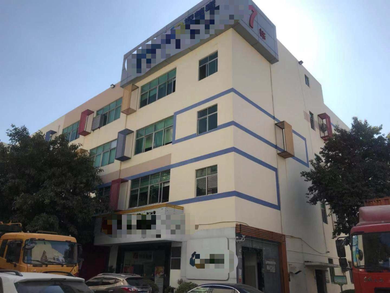 福永镇楼上高新产业园!楼上精装修1500平米出租-图5