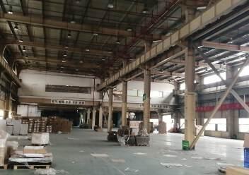 福永原房东6000平米实际面积单一层厂房仓库出租。图片1