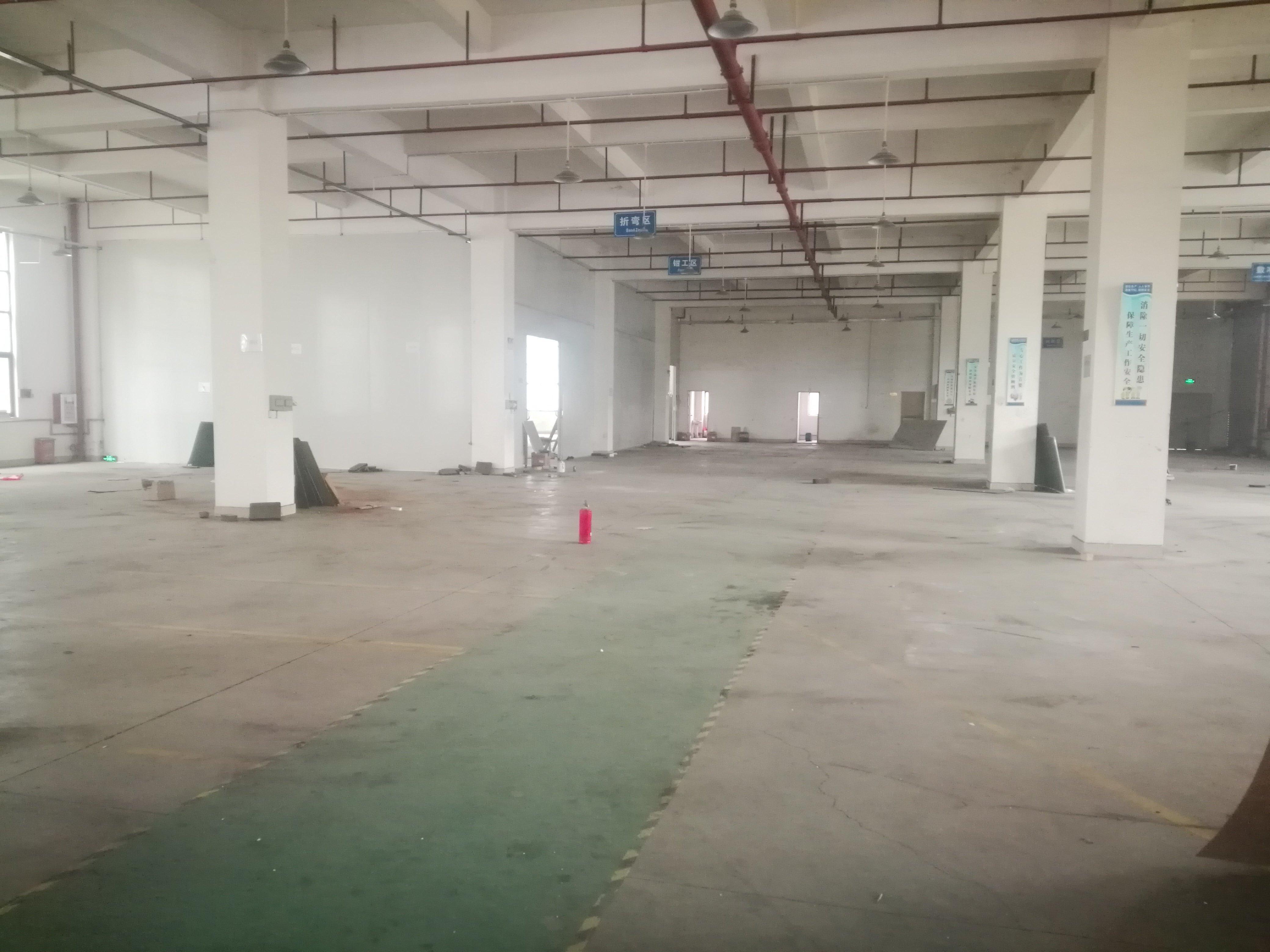 惠阳沙田原房东红本独院独栋标准厂房60005平米招租-图7