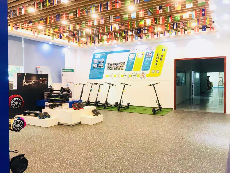 福永镇楼上高新产业园!楼上精装修1500平米出租-图2