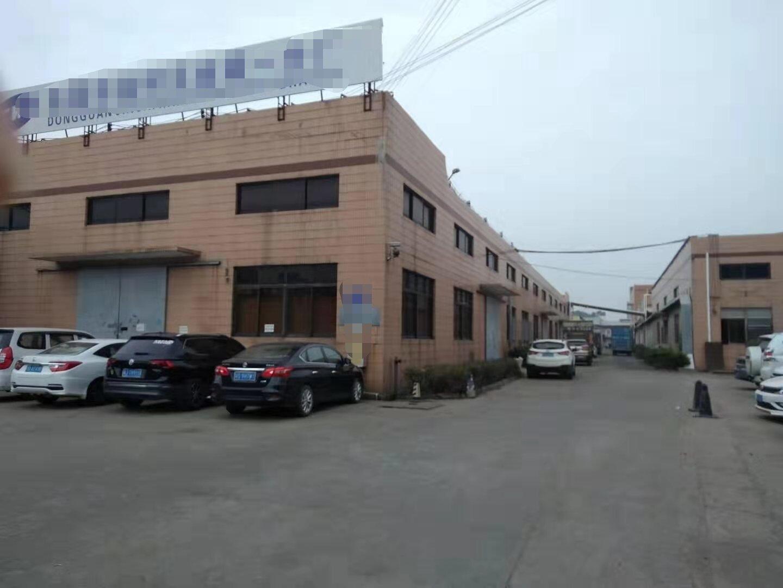 大岭山工业园滴水8米10000平方一层仓库厂房出租
