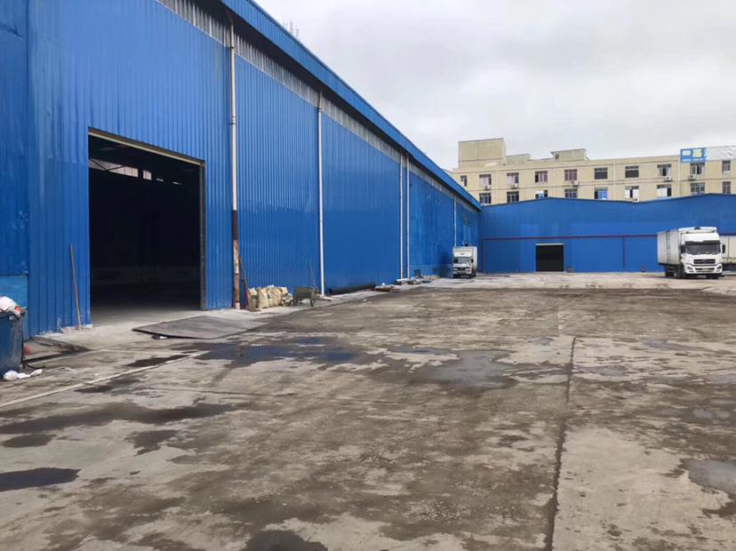 西丽新出独院钢构2500平分租空地可以进出大货车