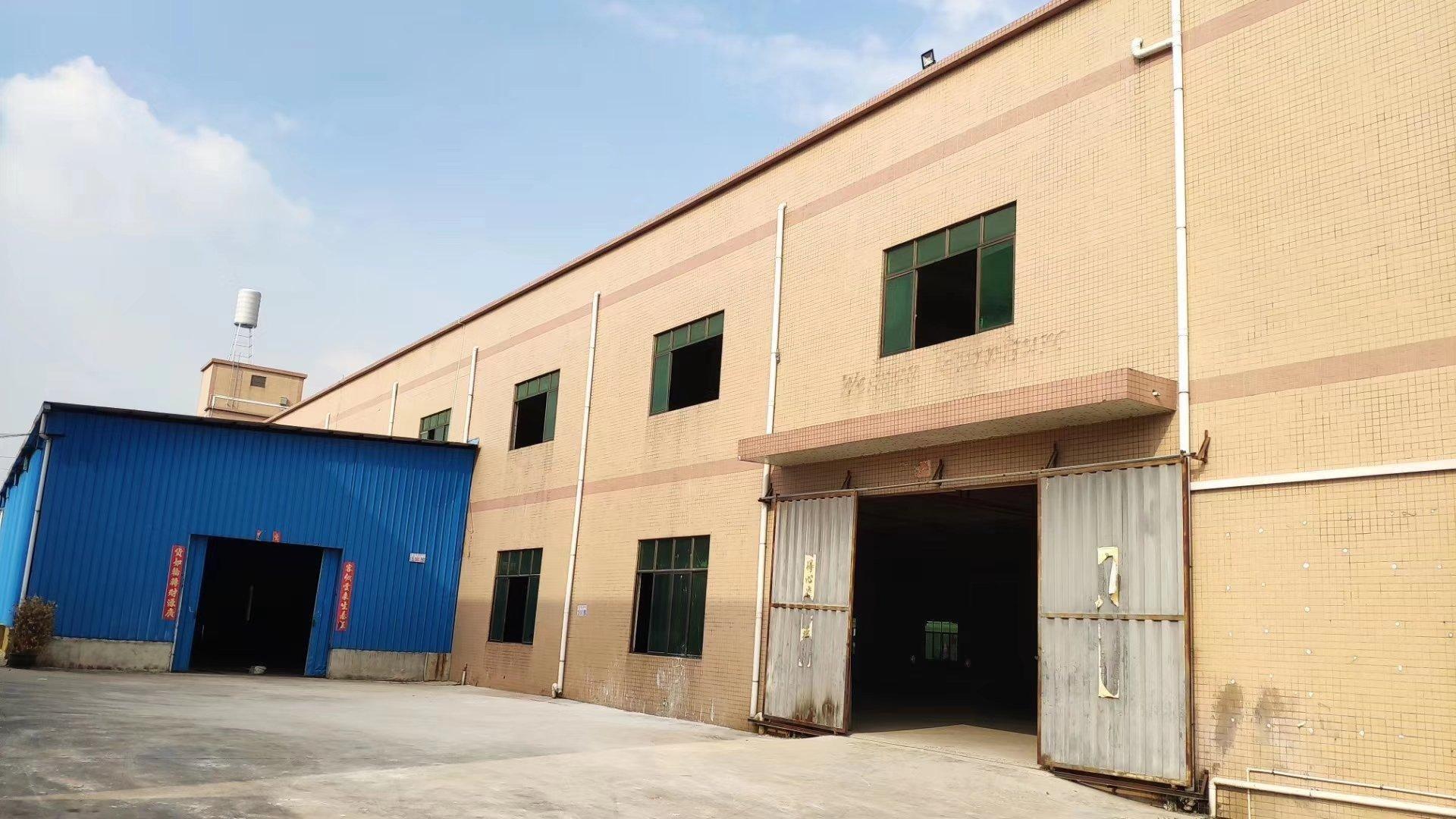 惠州市石湾镇原主任单一层厂房780平可做污染房东有实力