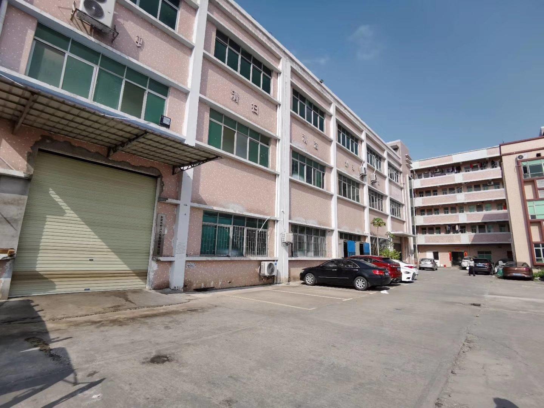清溪中心工业区原房东一楼厂房出租550平方米已空出
