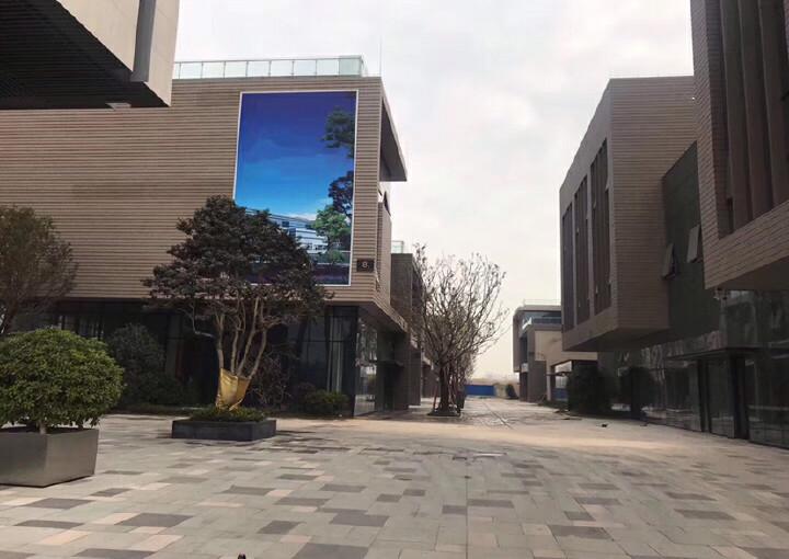 东莞厚街一手独栋花园办公楼出售,可办公、研发、生产使用。图片3