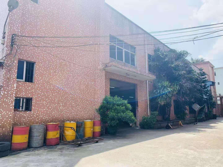 博罗龙华镇占地7000平方建筑3500平方标准国有证厂房出售