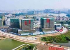 湾区核心枢纽·产业加速中心项目全新现楼20000平,可分割