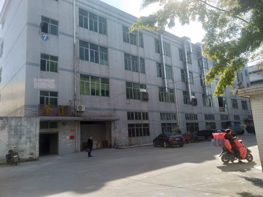 惠阳新圩新出红本标准厂房楼上1000平3顿电梯