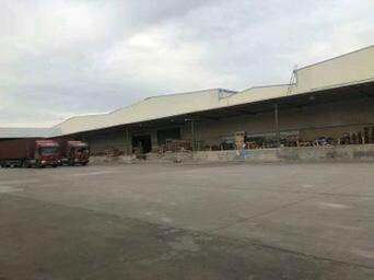 惠州淡水卸货平台物流仓库钢结构出租4000平方,证件齐全