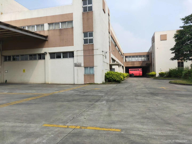 惠州龙门蓝田瑶族乡红本独院标准厂房60033平仅租9元