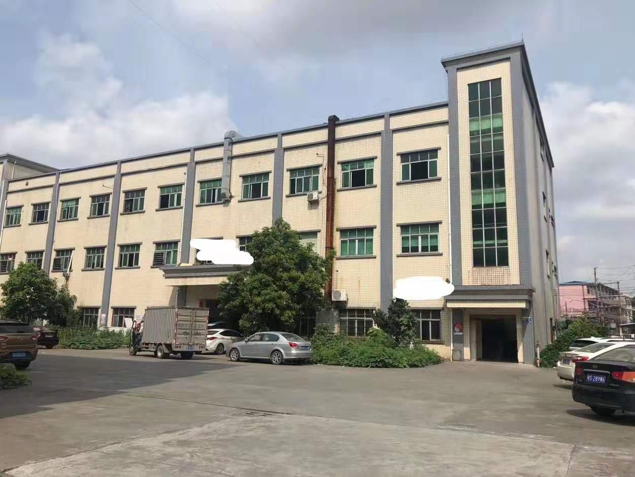 博罗湖镇占地5500平建筑6300平国有标准厂房出售