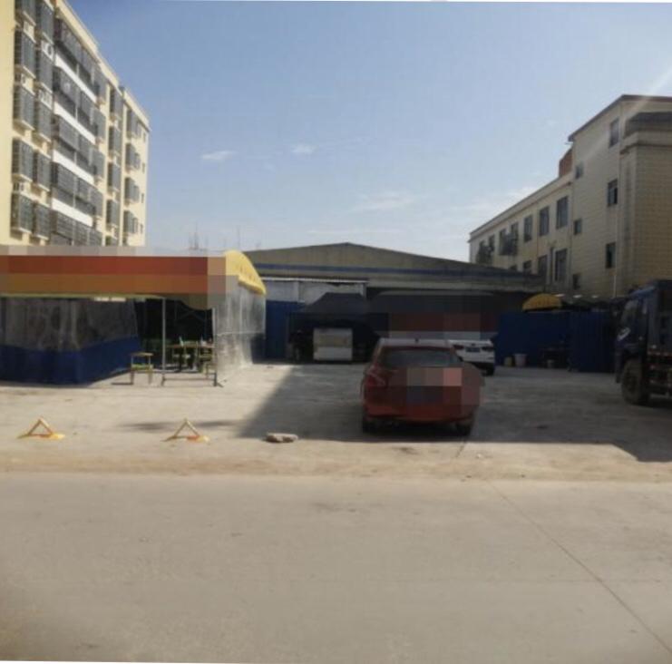 仲恺高新区占地1600m²建筑800m²国有证厂房转