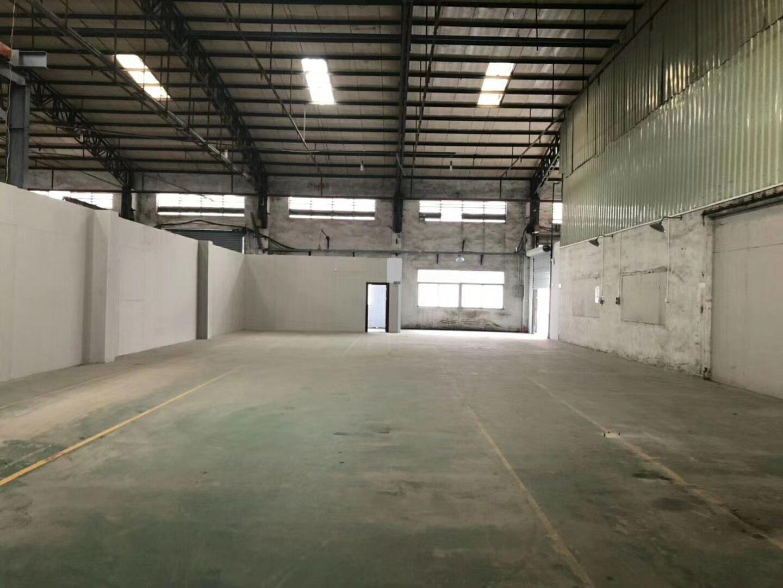 大岭山新空出单一层厂房530平米
