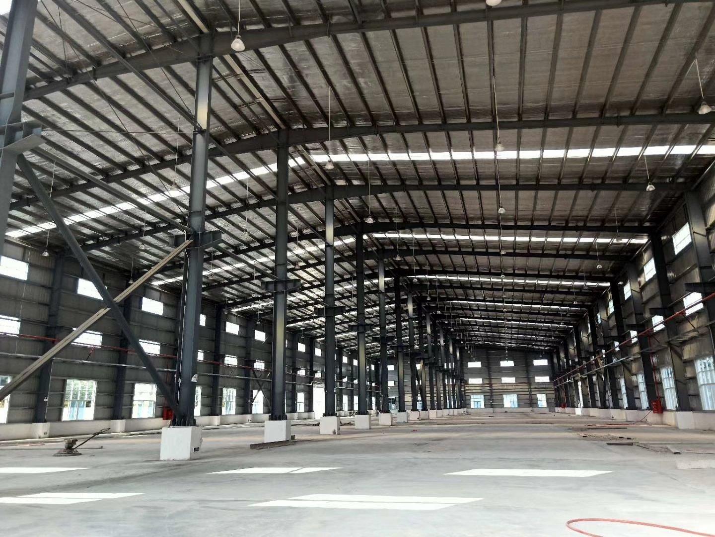 单一层独院钢结构滴水八米地段好易招工证件齐全空地大