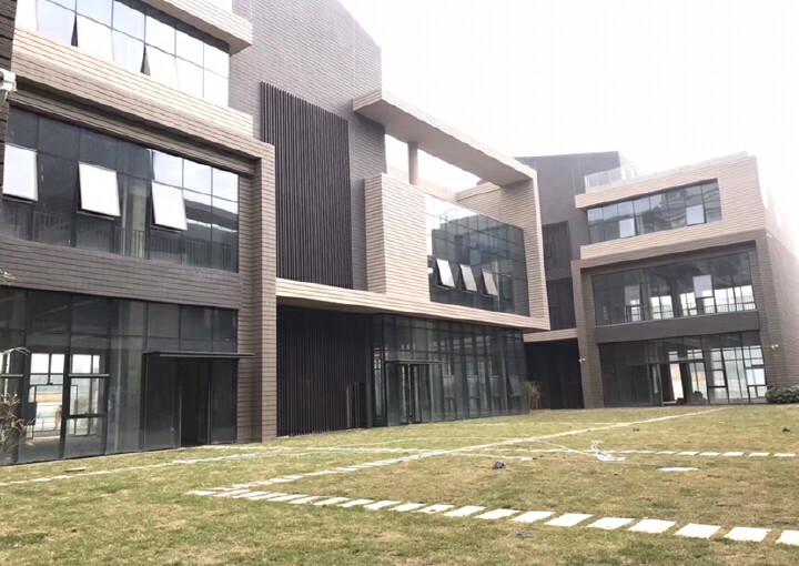 东莞厚街一手独栋花园办公楼出售,可办公、研发、生产使用。图片2