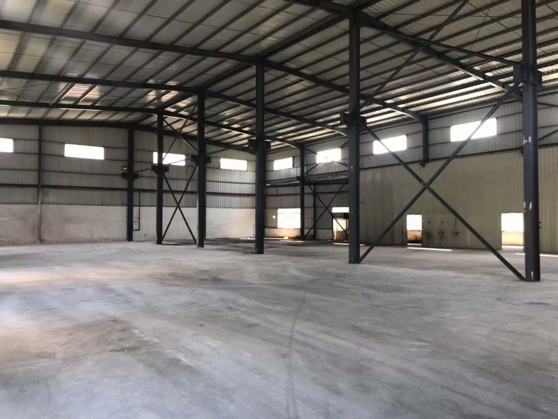惠州大亚湾新出独栋钢构厂房3000平方滴水7米证件齐全