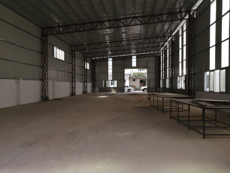 单一层钢构厂房800平方