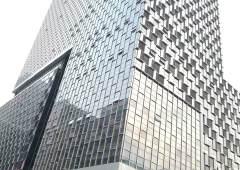 深圳南山京基大厦新出125平精装修写字楼出租可自由分租