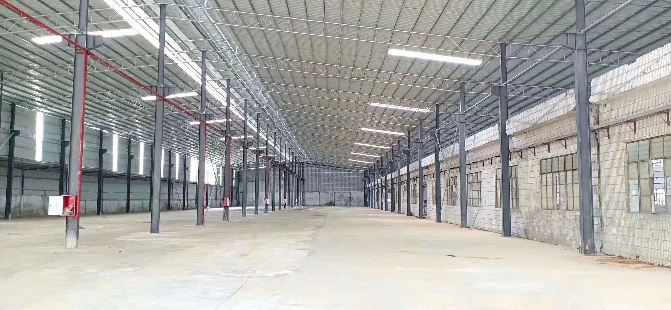 罗阳原房东高标准单一层物流仓库17000平