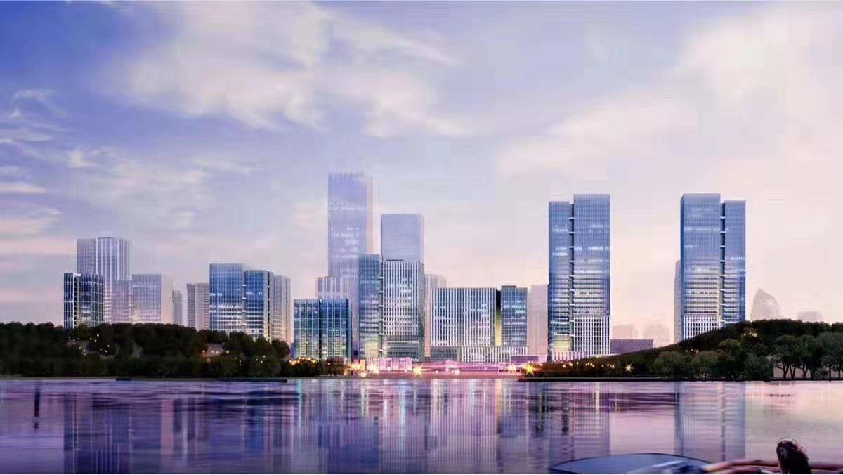 东莞道滘全新产业园项目出售,有一楼,可分层大小按需